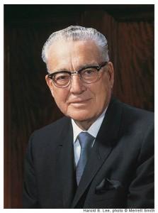 Harold B Lee Mormon