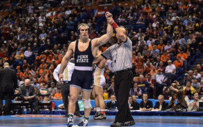 Mormon Mission Saves the Career of Wrestling Champion, Matt Brown