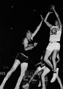 Vernon Hatton basketball
