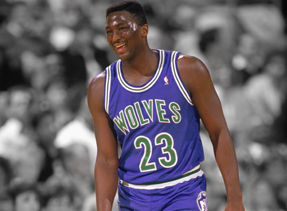 Thurl Bailey timberwolves basketball