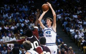 Shawn Bradley BYU basketball