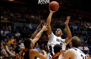 BYU beats Iona basketball