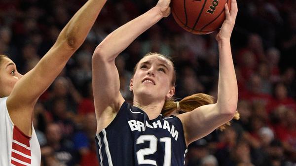 WNBA Draft and Mormon Lexi Rydalch is Unique