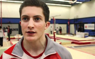 Hopeful Olympian Jackson Payne Fights for a Spot on Canadian Gymnastic Team