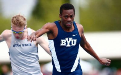 Former BYU Track Star Shaquille Walker Fails to Qualify for Rio Olympics