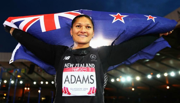 5 Things You Didn't Know About New Zealand Shot Putter Valerie Adams