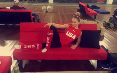 Behind the Scenes of the Rio Olympics: LDS Olympians