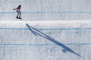 Jessika Jenson, Snowboarding, Olympian
