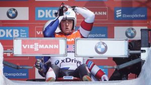 Taylor Morris, Luge, Olympian